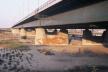 """""""Rodząca"""" Szymon Urbański rok 1987, most Grota-Roweckiego, fot Tomasz Sikorski"""