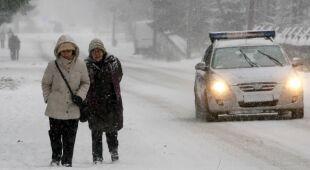 Zima w Zakopanem (PAP)