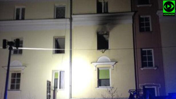 Pożar na Grochowie Dorsze, Kontakt 24