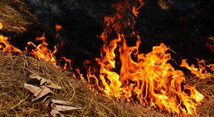 Maciej Lipka o ryzyku pożarowym