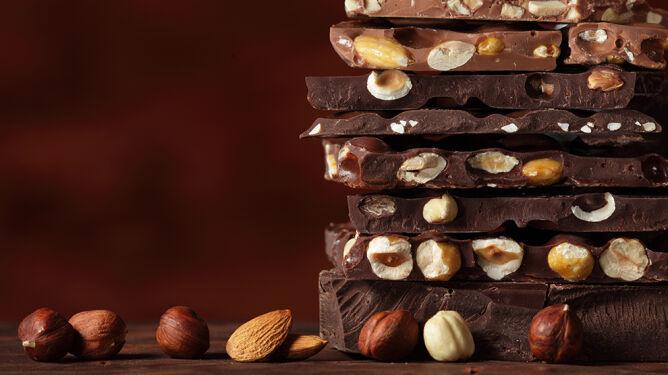 Czekolada chroni przed cukrzycą? <br />Tak, w małych ilościach