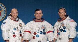 Zdjęcia z misji Apollo 16 (Wikipedia/NASA)